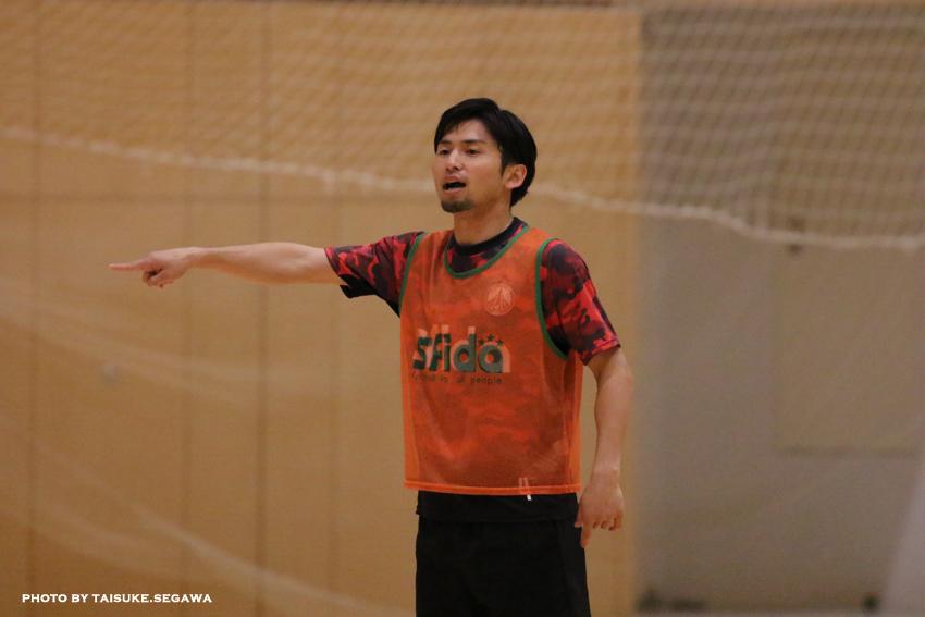フットサル・諸江剣語選手へのインタビュー