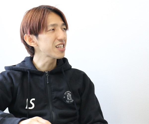 ドリブルデザイナー・岡部将和氏とフットサル・諸江剣語選手の対談