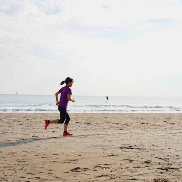 元マラソン日本代表・加納由理さんへのインタビュー