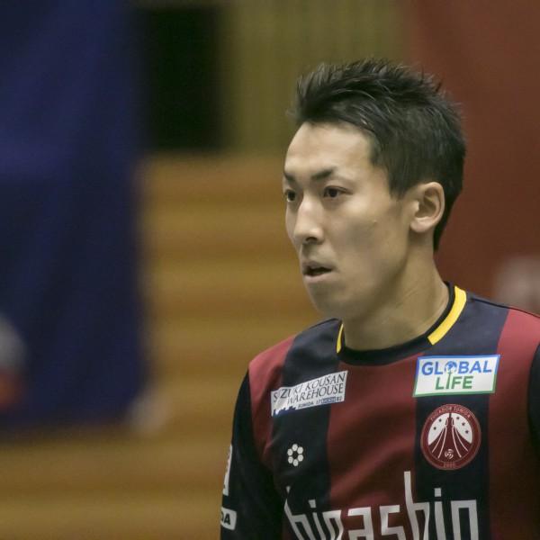 フットサル・岡村康平選手へのインタビュー
