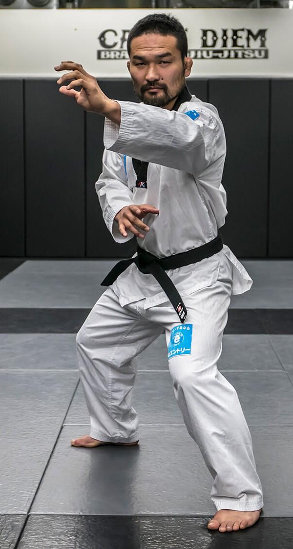 追い求めた「強さ」。格闘家・菊野克紀の進む道
