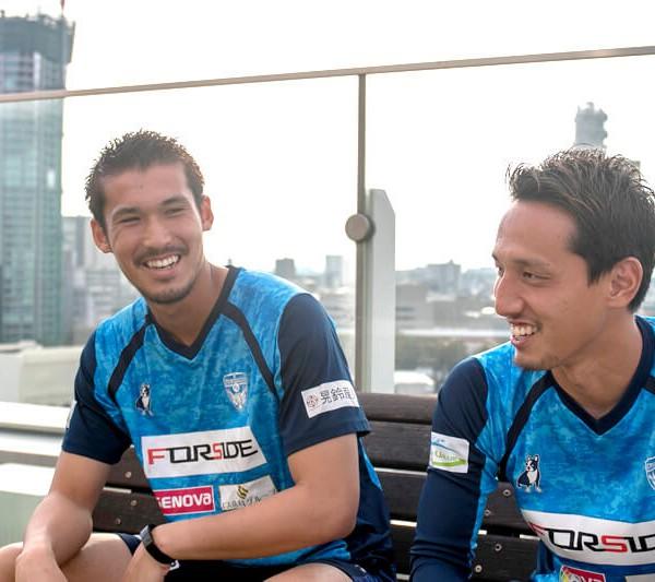 横浜FCの選手たちと学ぶ「はじめてのAED」